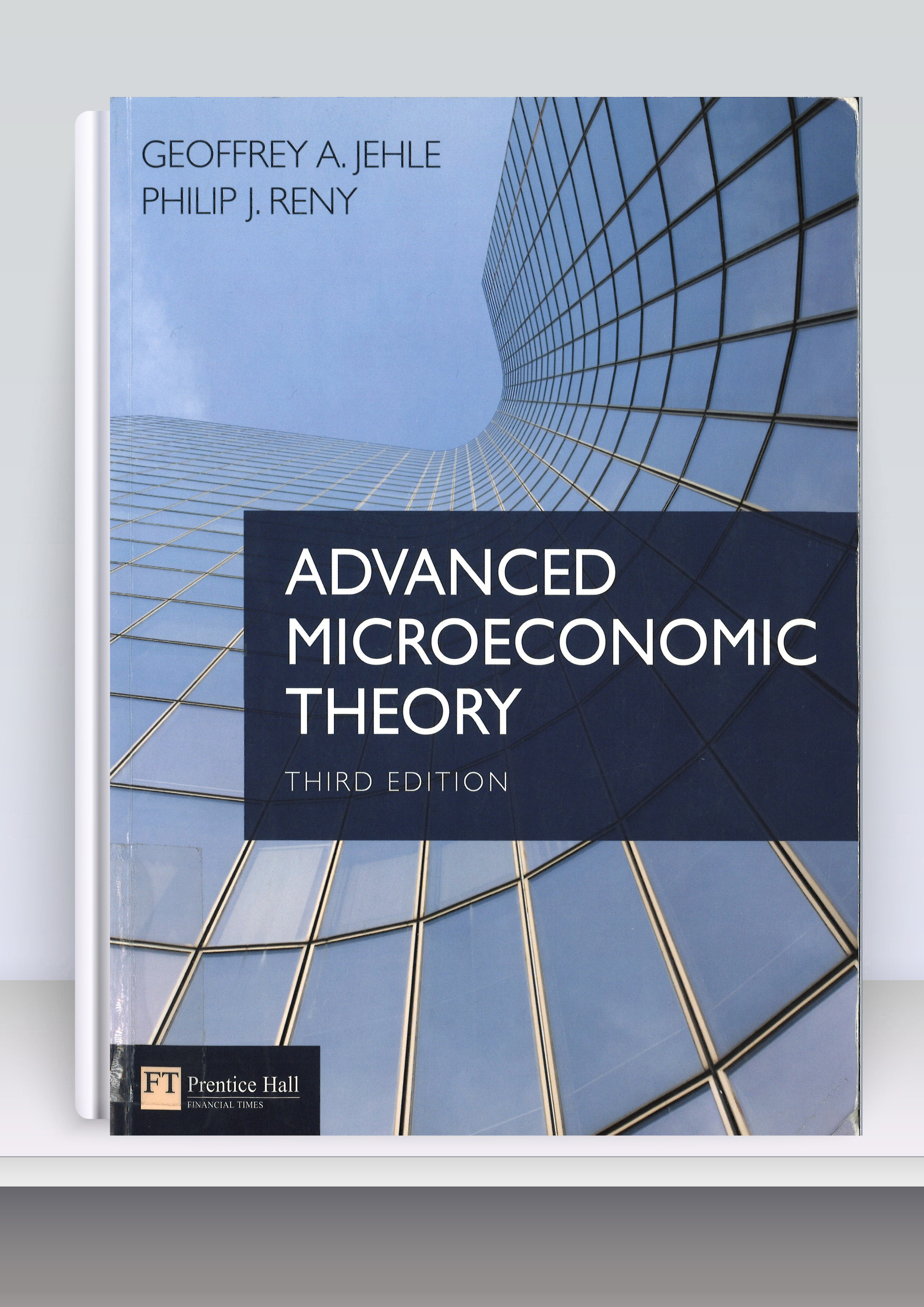 Advanced microeconomic theory