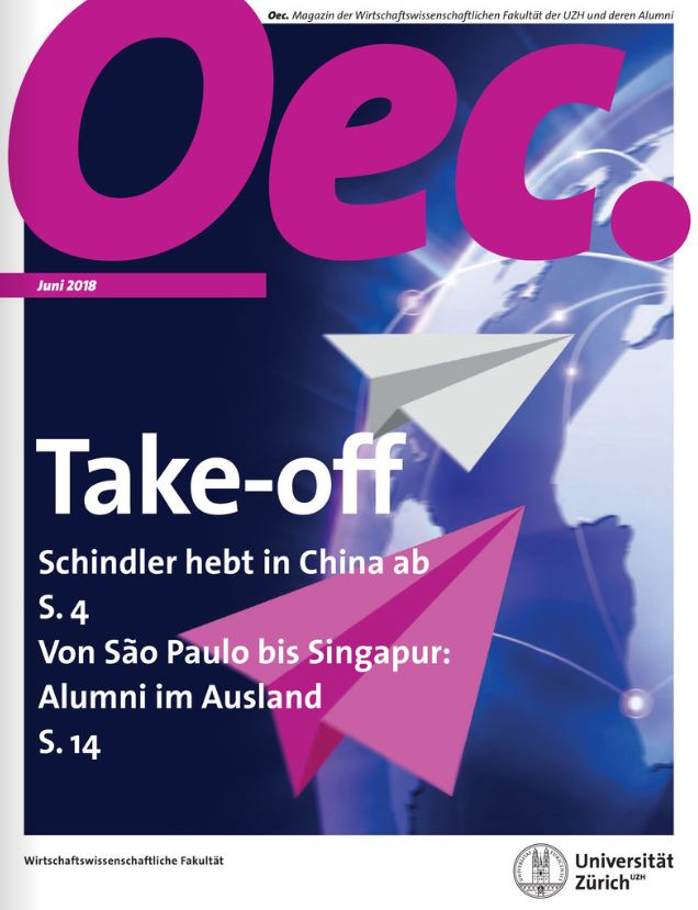 OEC Magazin Cover